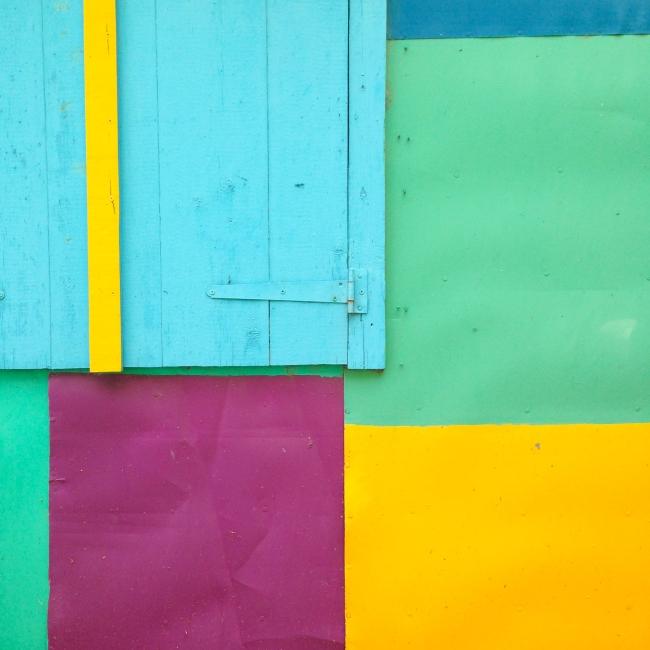 guadeloupe, façade, retour d'inspiration