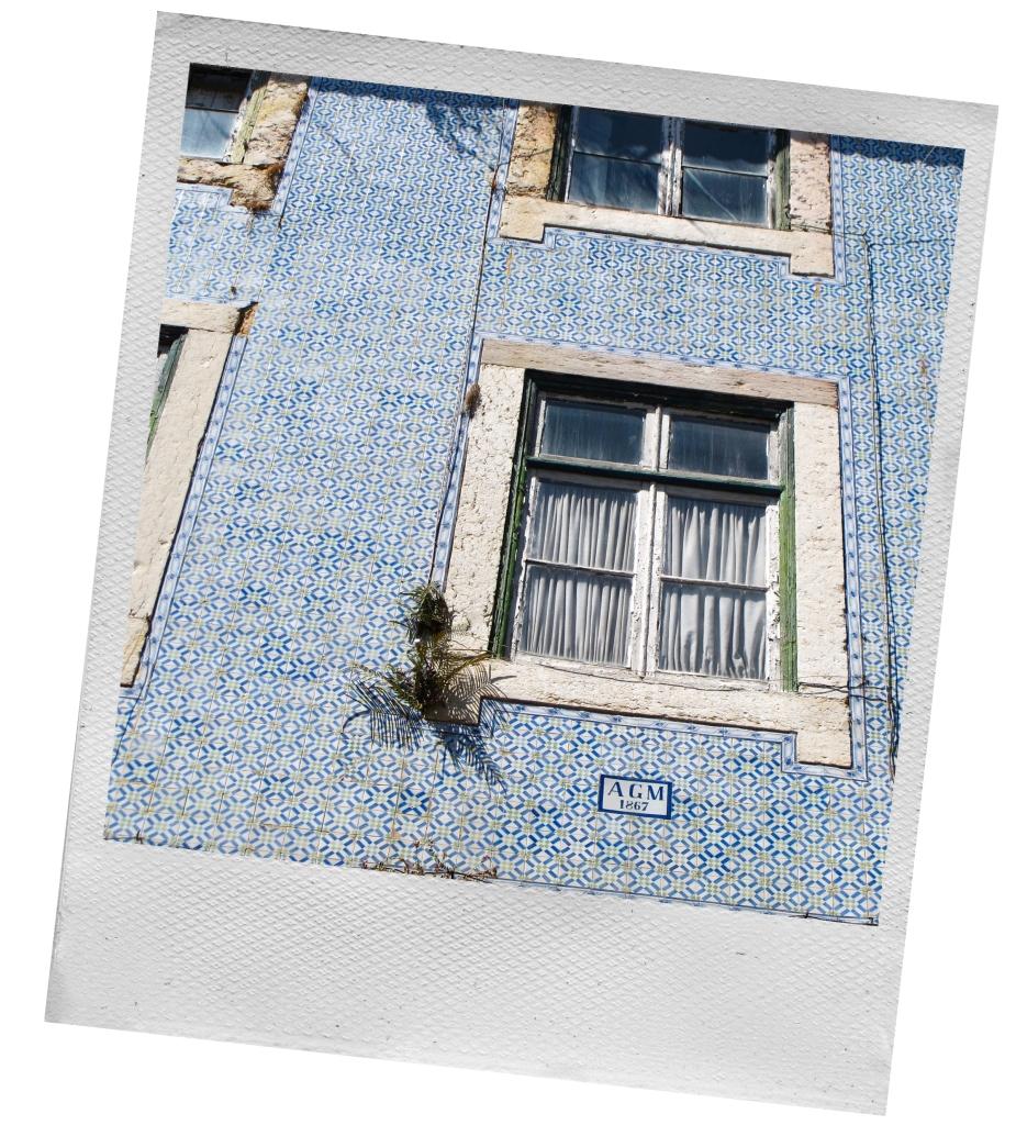 façade, lisbonne, portugal