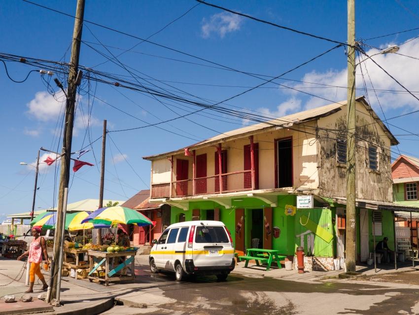 portsmouth, la dominique