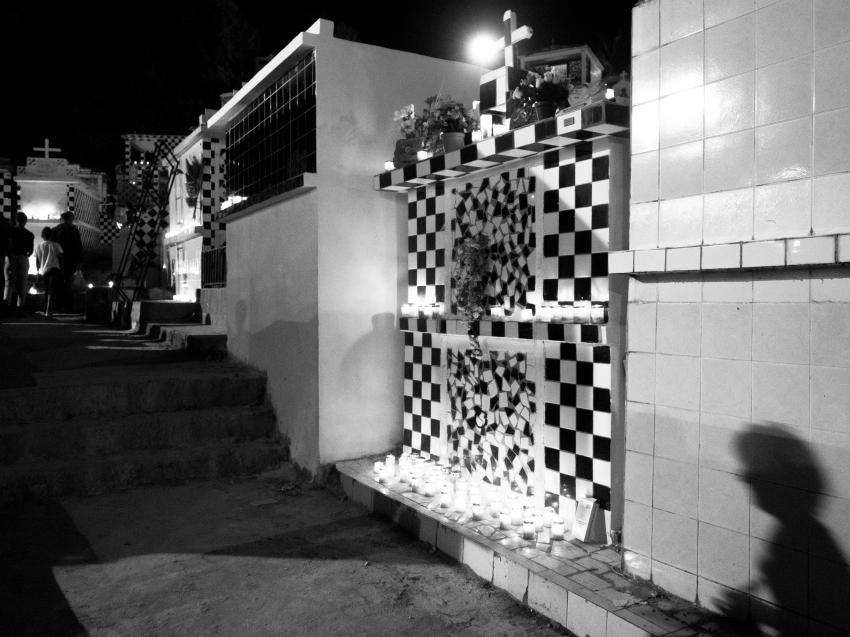 toussaint, guadeloupe, cimetière, voyage, photographie