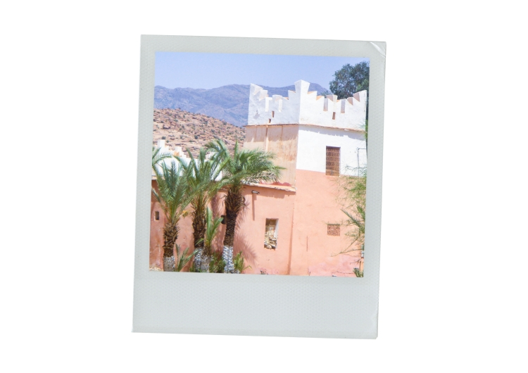 tafraout, maroc