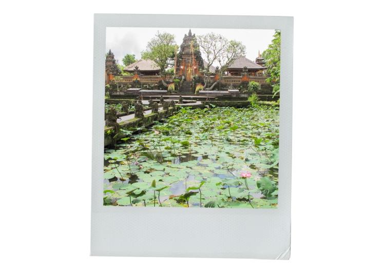 temple, bali, ubud, indonésie, pura saraswati