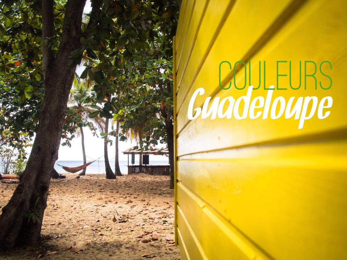 les couleurs de Guadeloupe
