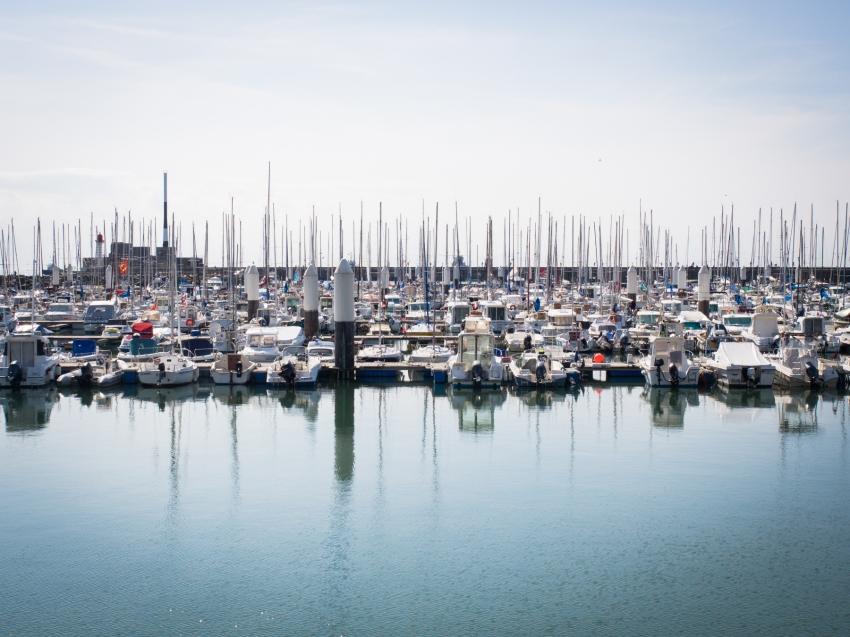 le havre, un été au havre, normandie, port