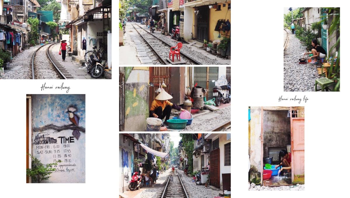 vietnam, hanoi, asie, railway, journal du vietnam