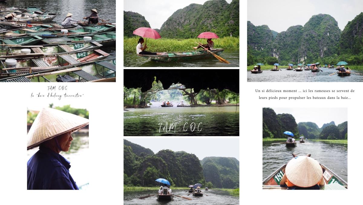 vietnam, tam doc, baie d'halong terrestre, asie, journal du vietnam
