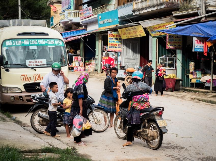 portraits ethniques, vietnam, ethnies minoritaire