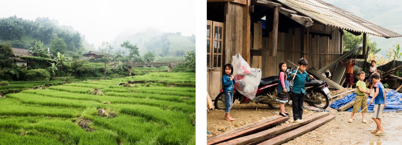 portraits ethniques, vietnam, ethnies minoritaire, ta van